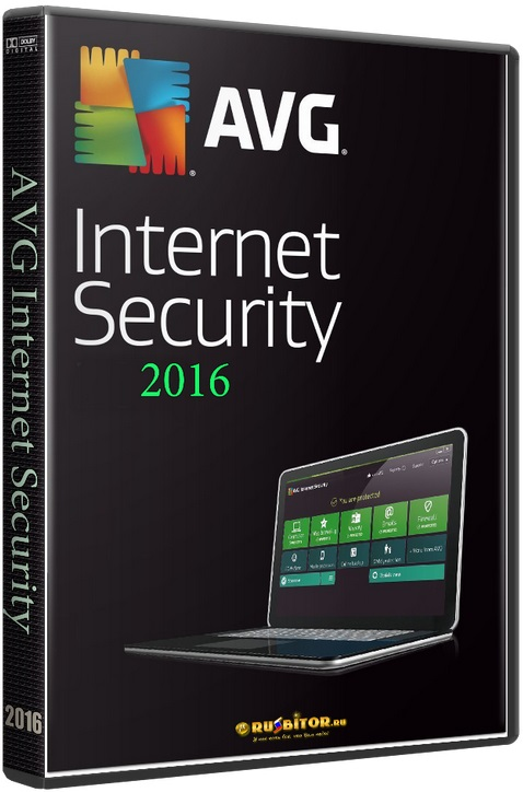 AVG Internet Security [16.131.7924] [2016] РС