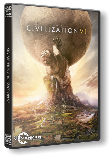 Sid Meier's Civilization VI: Digital Deluxe [v 1.0.0.56 + DLC's] (2016) PC | RePack от R.G. Механики