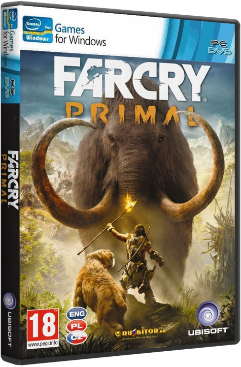Far Cry Primal: Apex Edition (2016 / PC/ Русский) | RePack от xatab