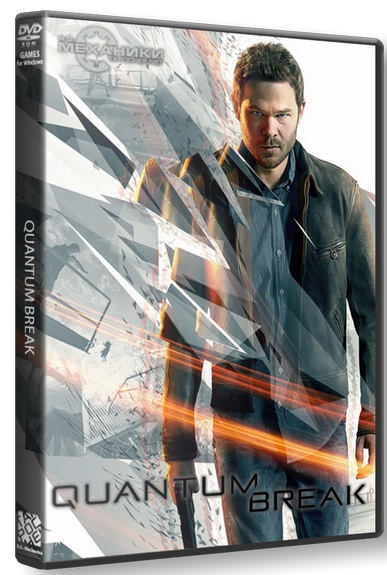 Quantum Break [Update 2] (2016) PC | RePack от R.G. Механики