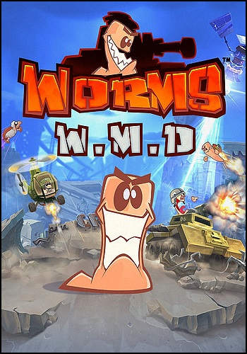 Worms W.M.D [Build 1260] [2016 / Strategy / RePack] PC | RePack by Mizantrop1337