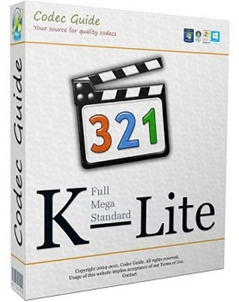 Скачать K-Lite Codec Pack [12.8.0 + Update] [2017] PC