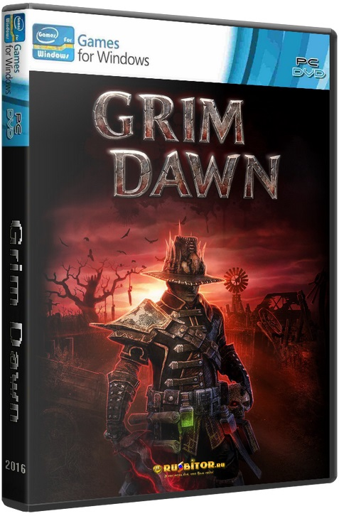 —качать Grim Dawn [v 1.0.0.6 + 1 DLC] (2016) PC | RePack от xatab