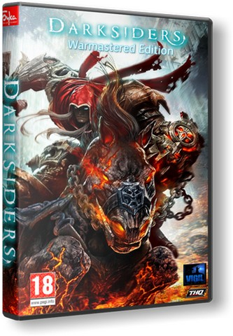 —качать Darksiders Warmastered Edition [v.1.0-cs:2314] (2016) PC | RePack от Decepticon