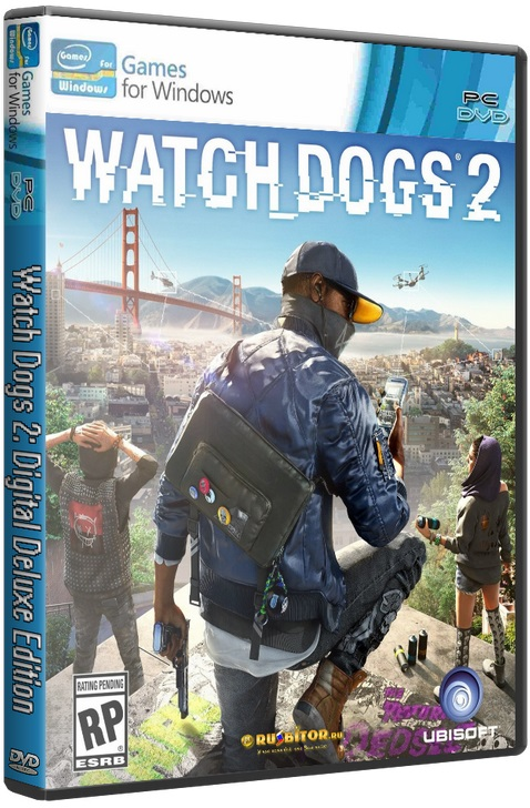 —качать Watch Dogs 2: Digital Deluxe Edition (2016) PC | RePack от xatab