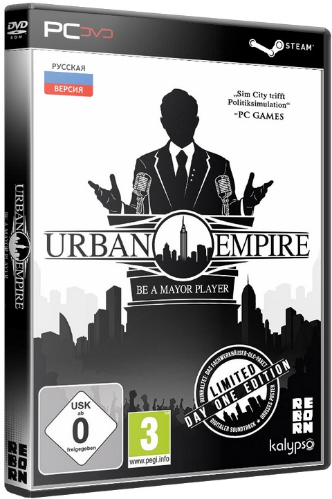 —качать Urban Empire [2017 / Strategy, Manage, Busin, Real-time, 3D, Isometric / Лицензия] PC | Лицензия