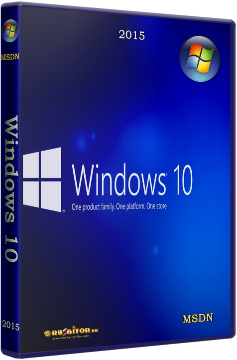 Windows 10 (v1607) RUS-ENG x86-x64 -20in1- KMS-activation (AIO) [10.0.14393.0 Version 1607] [2017] [1DVD] by m0nkrus