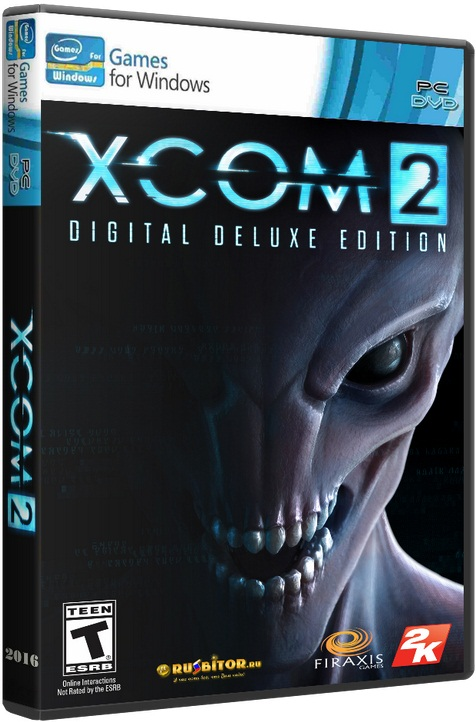 XCOM 2: Digital Deluxe Edition + Long War 2 [Update 8 + 5 DLC] (2016) PC | RePack от R.G. Механики