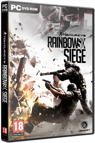 Tom Clancy's Rainbow Six: Siege [v 6.1 + 6 DLC] [2015 / Action, Shooter, Tactical, 3D, 1st Person / RePack] PC | RePack от =nemos=