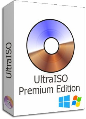 UltraISO Premium Edition 9.6.6.3300 Retail (2016) PC