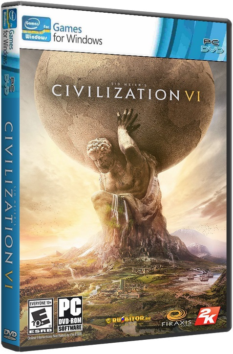 Sid Meier's Civilization VI: Digital Deluxe [v 1.0.0.110 + DLC's] (2016) PC | RePack от xatab