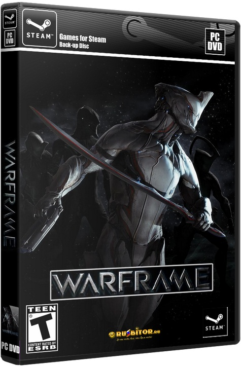 Warframe: The Pacifism Defect [19.13.0] [2014 / Action, 3rd Person, MMORPG, Online-only / Лицензия] PC