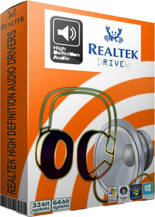 Realtek High Definition Audio Driver [R2.81 + R2.74] [6.0.1.8036 - 5.10.0.7111] WHQL [2015-2017] РС