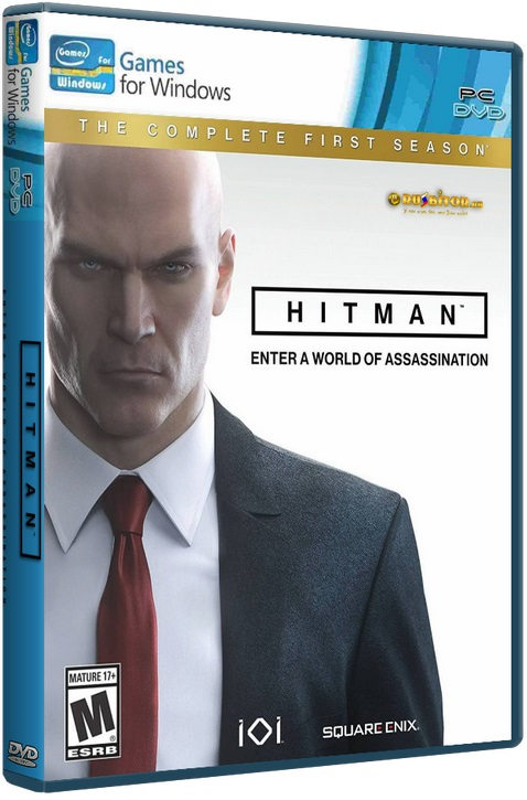 Hitman: The Complete First Season  [2016, RUS(MULTI)/ENG, Repack] от SEYTER