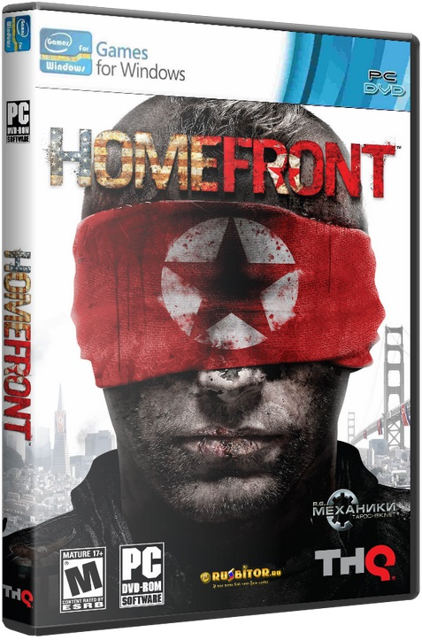 Homefront: Ultimate Edition [2011 / Action, 3D, 1st Person / RePack] PC| by R.G. Механики