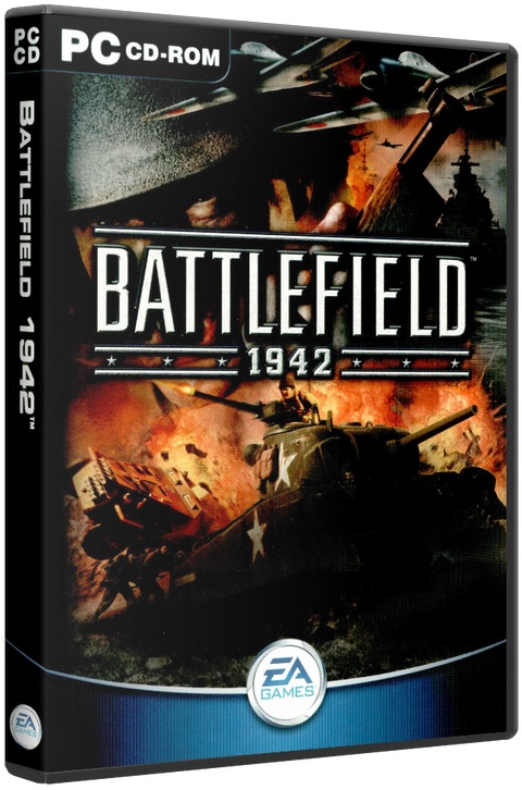 Battlefield 1942 + 2 Mods [2002 / Action / Repack] PC | от Canek77