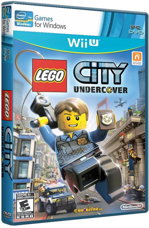 LEGO City Undercover [2017 / Action, Arcade, 3D, 3rd-Person, Open-World / RePack] PC