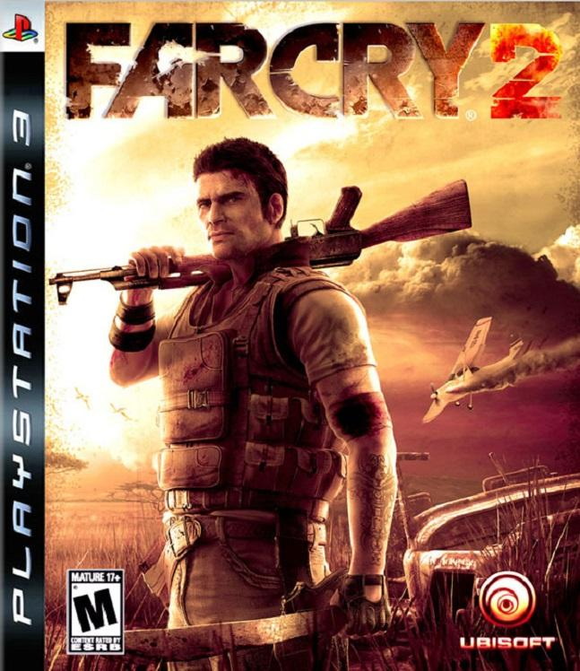 Far Cry 2 [+ DLC Fortune's Pack] [2008 / Action / FULL] [PS3]