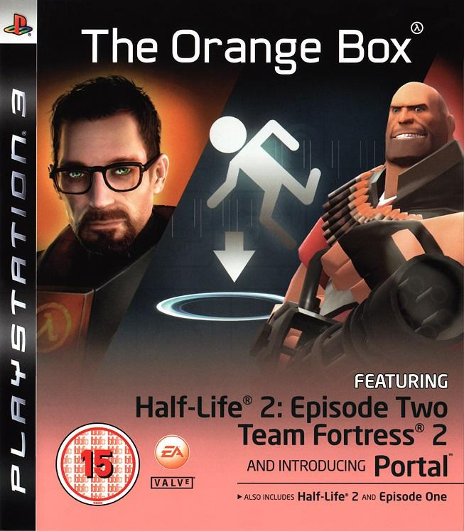 Half-Life 2: The Orange Box [2007 / Action / FULL] [PS3]