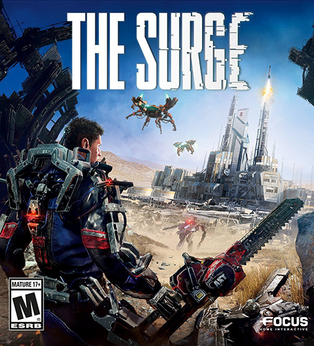 Скачать The Surge [2017 / Action, RPG, Cyberpunk, 3st Person, 3D / Repack]