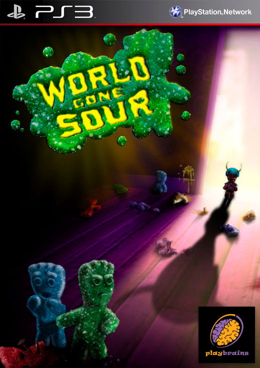 World Gone Sour [2012 / Platformer / PSN] [PS3]