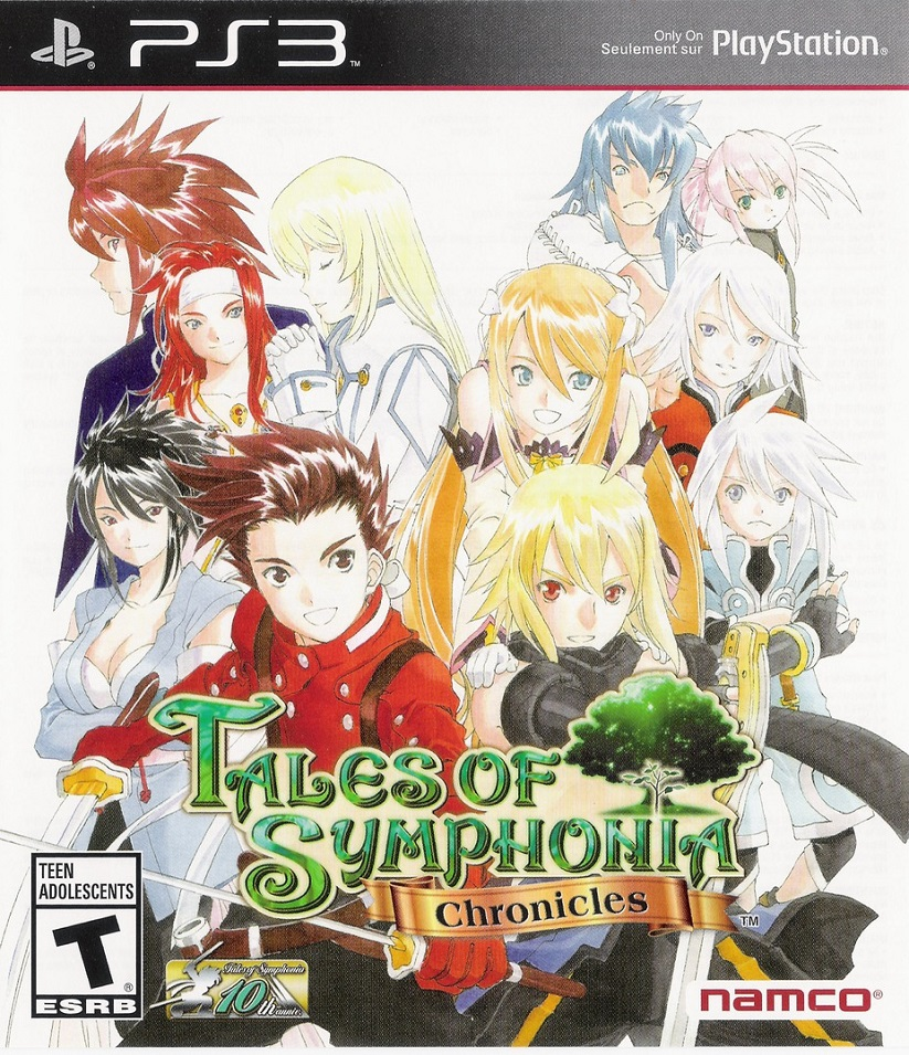 Tales Of Symphonia Chronicles [2014 / JRPG / Repack] [PS3]