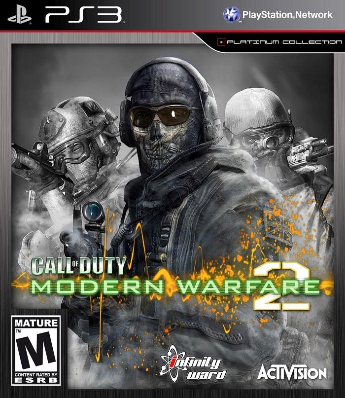 Call of Duty: Modern Warfare 2 [2009 / Action / FULL] [PS3]