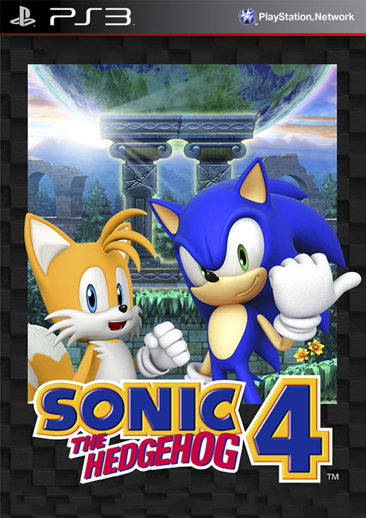 Sonic The Hedgehog 4 Episodes [2012 / Platformer / PSN] [PS3]