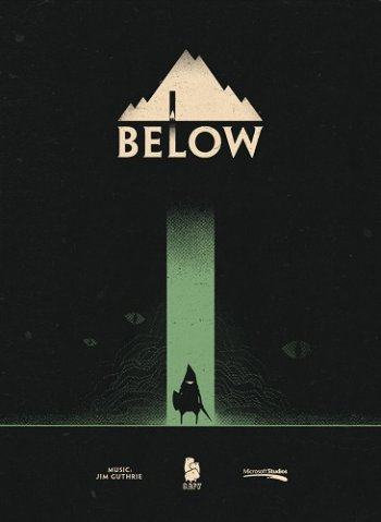 Below [2017 / Adventure / HD 720p] | Трейлер