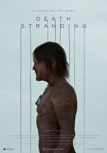 Death Stranding [2017 / Action, Adventure / HD 720p] | Трейлер
