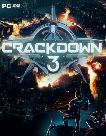 Crackdown 3 [2017 / Action / HD 720p] | Трейлер