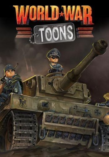 World War Toons [2016 / FPS / HD 720p] | Трейлер