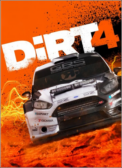 DiRT 4 [2017 / Racing / RePack] PC | от xatab