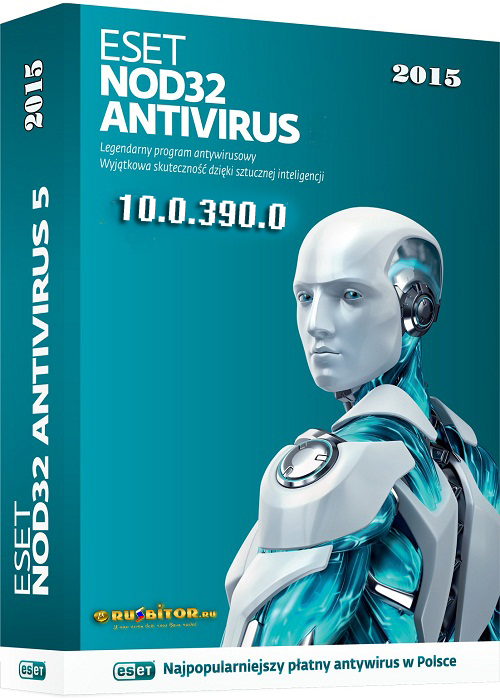 ESET NOD32 Antivirus / Smart Security [10.1.219.1] [2017] | RePack by KpoJIuK