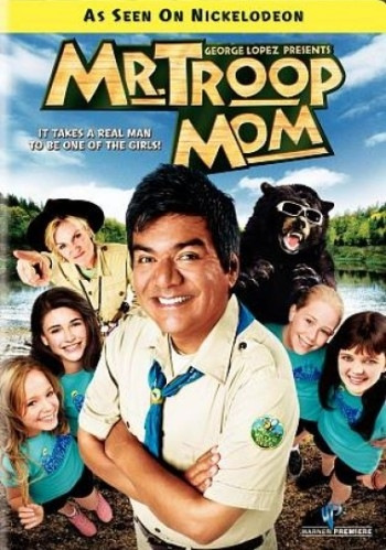 Мистер - Мама Отряда / Mr. Troop Mom [2009 / Комедия, семейный / HDRip]