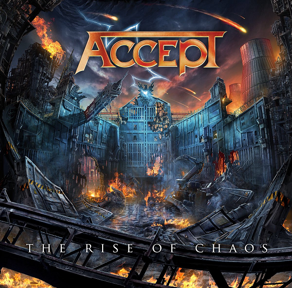 Accept / The Rise of Chaos [2017] MP3