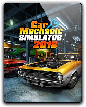 Скачать Car Mechanic Simulator 2018 [v 1.0.7 + 2 DLC] [2017 / Simulator, Racing, 3D / RePack] PC | от qoob