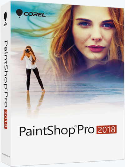 Скачать Corel PaintShop Pro 2018 Retail [20.0.0.132] [2017] PC