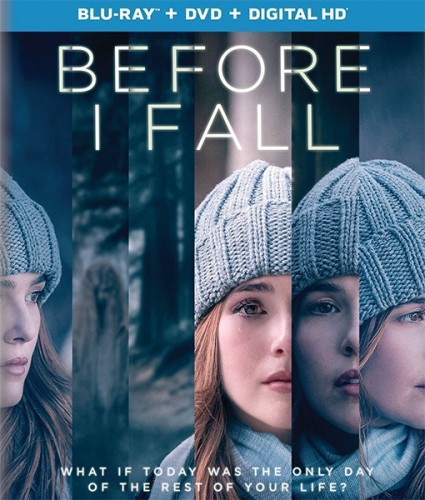 Матрица времени / Before I Fall [2017 / Триллер, драма, детектив / BDRip]