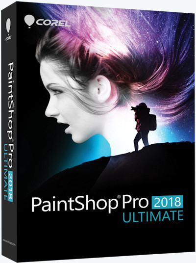 Corel PaintShop Pro 2018 Ultimate [20.0.0.132 Retail] [2017]