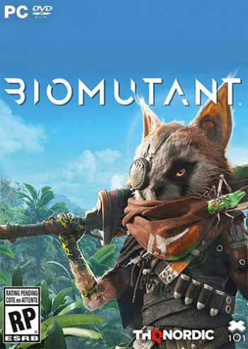 Biomutant [2018 / RPG, 3D, 3st Person / HD 720p] | Трейлер