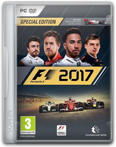Скачать F1 2017 [v 1.6 + DLC's] [2017 / Sport, Racing, Simulator / RePack] | PC от =nemos=
