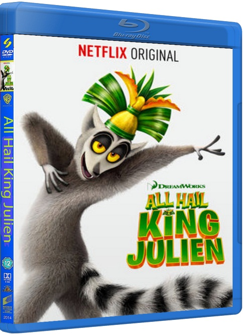 Скачать Да здравствует Король Джулиан (Изгнание) / All Hail King Julien (Exiled) (Cезон: 01-05 Серии: с 01 по 65 (из 65)) [2014-2017 / мультсериал / WEBRip 400p]