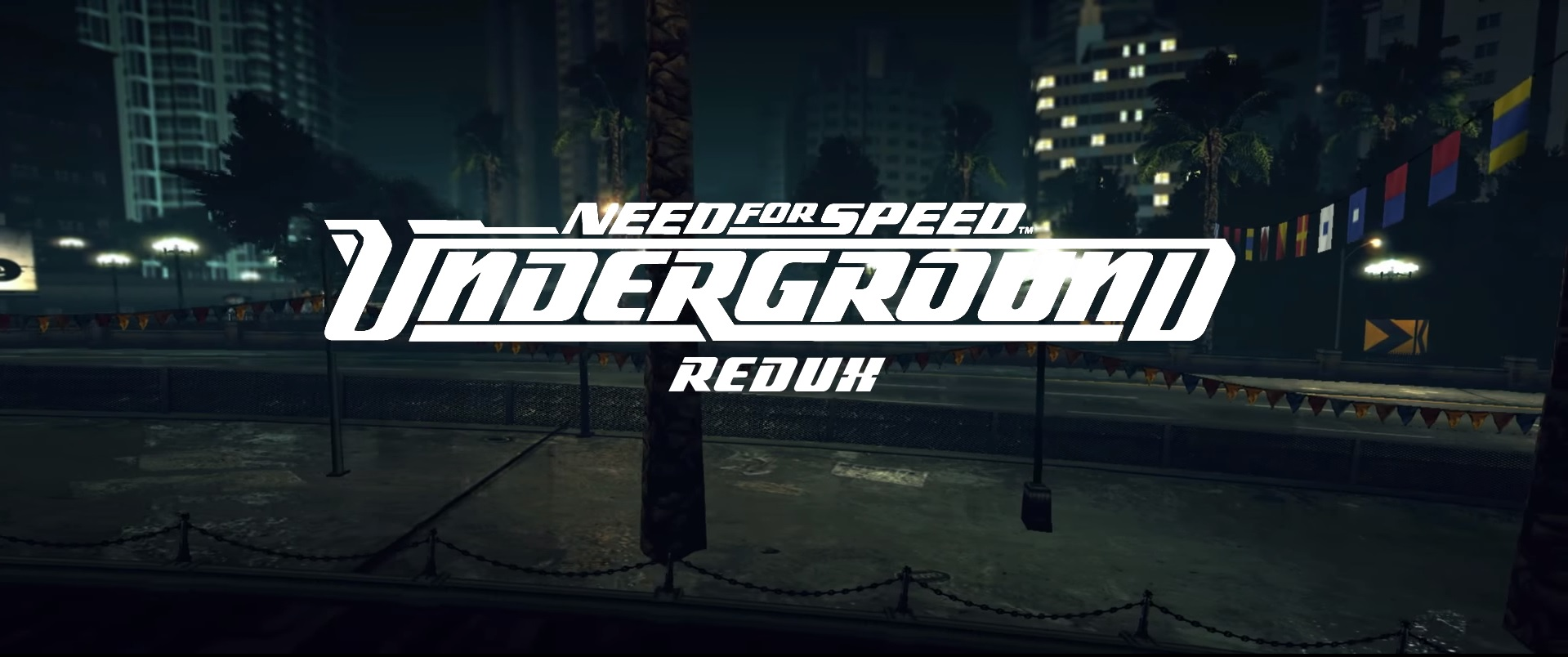 Скачать Need for speed Underground (2003) - Redux 2017 [Graphics mod v1.1.6 RUS]