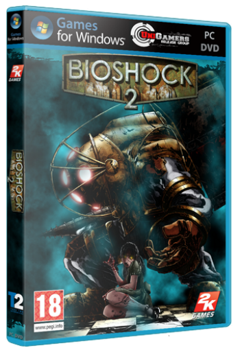 BioShock 2 [2010 / Action(Shooter), 3D, 1st Person / Repack]