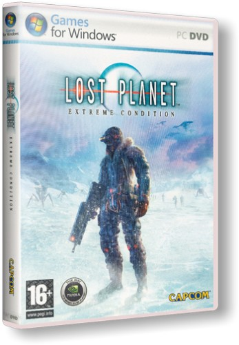 Lost Planet: Extreme Condition. Colonies Edition [2008 /  Action (Shooter), 3D, 1st Person, 3rd Person / L]