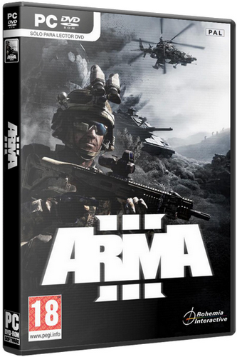 Arma 3. Deluxe Edition [2013 / Action, 3D, 1st Person, 3rd Person / RePack]