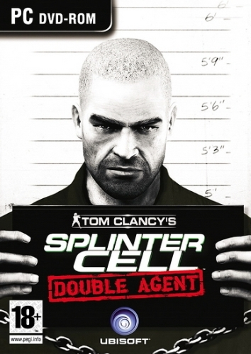 Tom Clancy's Splinter: Cell Double Agent [2006 / Action, 3D, 1st Person, 3rd Person, Stealth / Repack]