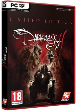 The Darkness 2: Limited Edition [2012 / Action (Shooter), 3D, 1st Person / Лицензия]