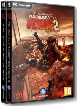 Tom Clancy's Rainbow Six: Vegas - Дилогия [2006 - 2008 / Action (Shooter), 1st Person, 3rd Person / RePack]
